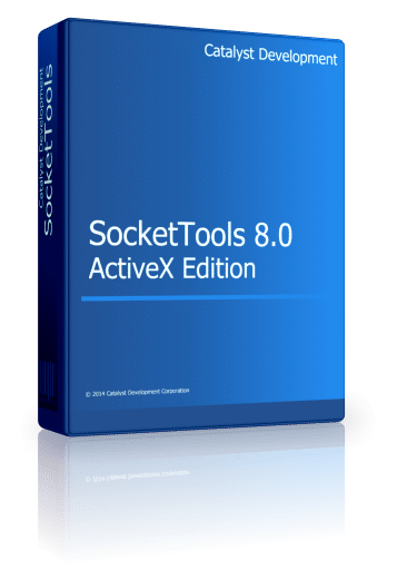 SocketTools ActiveX Edition 8.0