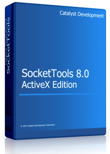 Windows 7 SocketTools ActiveX Edition 8.0.8030.2386 full