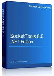 Click to view SocketTools .NET Edition screenshots