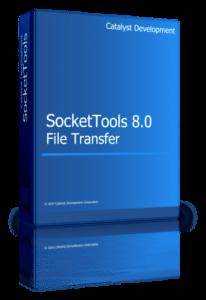 SocketTools File Transfer 8.0