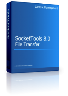 SocketTools File Transfer 8.0