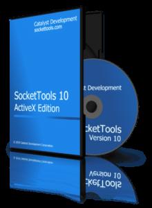 SocketTools 10 ActiveX Edition