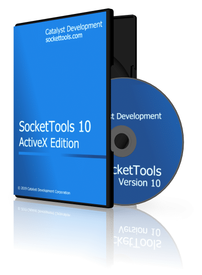 SocketTools 10 ActiveX Edition