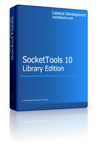SocketTools 10 Library Edition